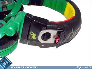 Skullcandy G.I Rasta Headphones
