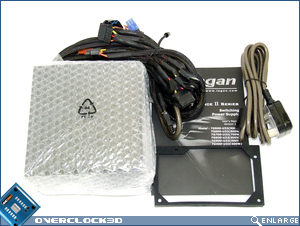 Tagan 2-Force II 700w Contents