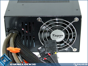 Tagan 2-Force II 700w Front