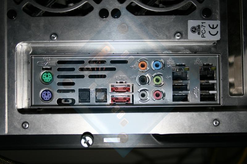 Abit IP35 Pro Intel socket 775 Motherboard | I/O and BIOS