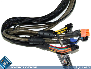 Tagan 2-Force II 700w Cables