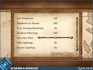 oblivion in game settings 3