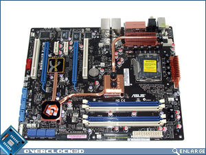 Asus Blitz Extreme Board Layout