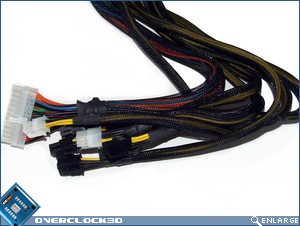 PCP&C Silencer 750w Quad Cables