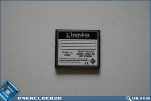 kingston CF card
