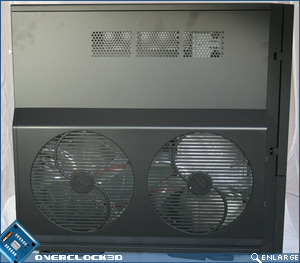 monolith case fan side