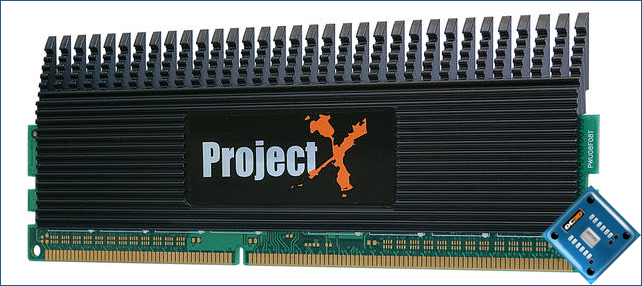 Image of Porject X Module