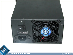 Seasonic X900 Back