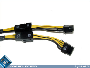 Seasonic X900 PCI-E Cables