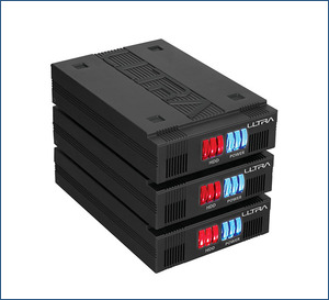 "Ultra Stackable 3.5"" external HDD"