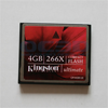 Kingston 266X 4GB Compact Flash Card