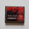 Kingston 266X 4GB Compact Flash Card