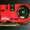 XFX 8800 GTS 320mb Fatal1ty Edition