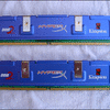 Kingston HyperX PC2-8500 DDR2 1GB Kit