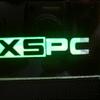 XSPC Plexi Bay Reservoir (Black)