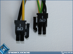 CPU connectors