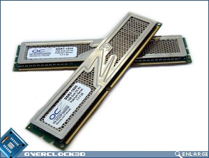 OCZ Platinum PC3-12800 Specs