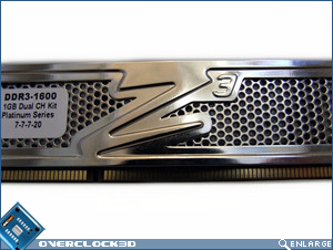 OCZ Platinum PC3-12800 Z