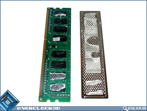 OCZ Platinum PC3-12800 Heatspreader Off