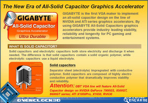 All solid capacitors
