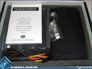 Coolermaster Real Power Pro M1000 Box Inside