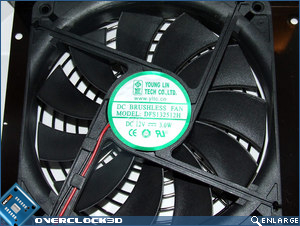 Coolermaster Real Power Pro M1000 Fan