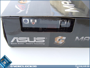 Asus Maximus Formula Box Side