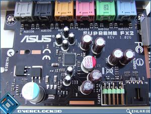 Asus Maximus Formula SupremeFX II PCB