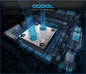 Alphacool website image