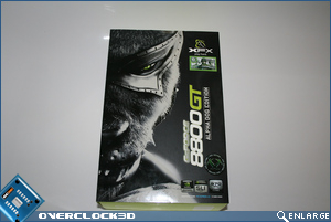 XFX 8800 gt alpha dog edition