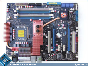 Asus Maximus Formula Board Layout