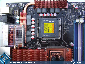 Asus Maximus Formula CPU Socket