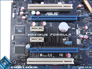Asus Maximus Formula Expansion Slots
