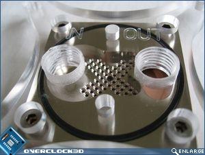 Alphacool NexXxos X2 Bold accelerator nozzles