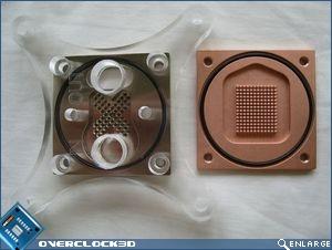 NexXxos X2 accelerator nozzle and base