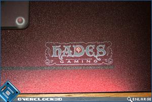 hades gaming pad