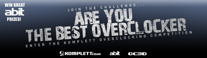 Are you the best overclocker?