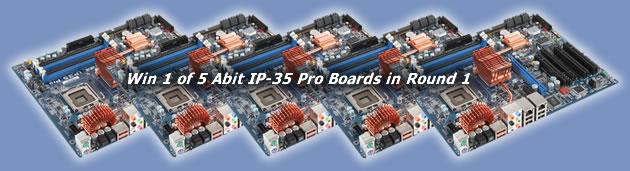 Abit IP-35 Pro