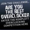 Overclock3D & Komplett's Best Overclocker Competition WINNER!