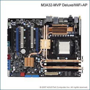 M3A32-MVP Deluxe/WiFi-AP