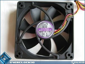 Scythe Kama Cross 100mm fan