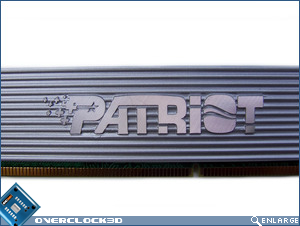 Patriot PDC32G1866LLK Patriot Logo