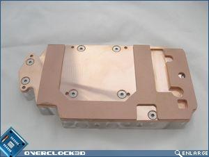 Alphacool NVXP-G8 underside
