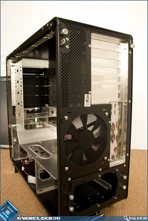 Rear Of Case