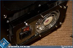 PSU external plate