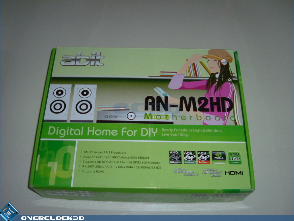 DRIVERS UPDATE: ABIT AN-M2HD LAN