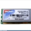 Patriot PDC32G1866LLK PC3-15000 2GB DDR3 Kit