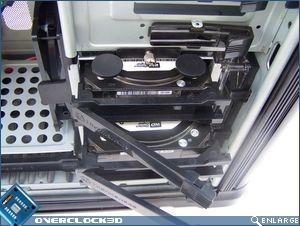 HDD installation