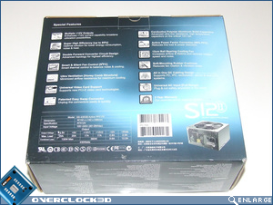 Seasonic S12-II Packaging