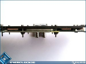 Alphacool OTC Flat installed side shot